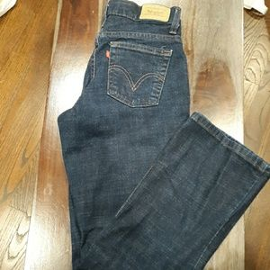 Levi's 550 Jeans Relaxed Boot Cut